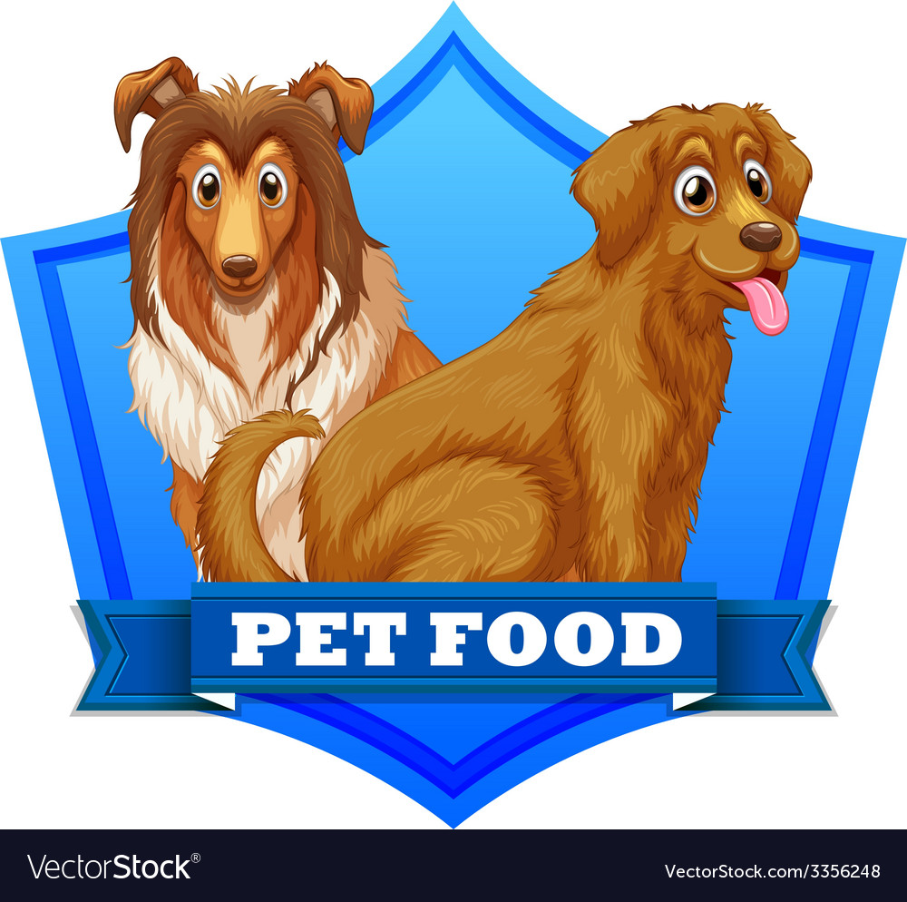 Pet food vector | Price: 3 Credit (USD $3)