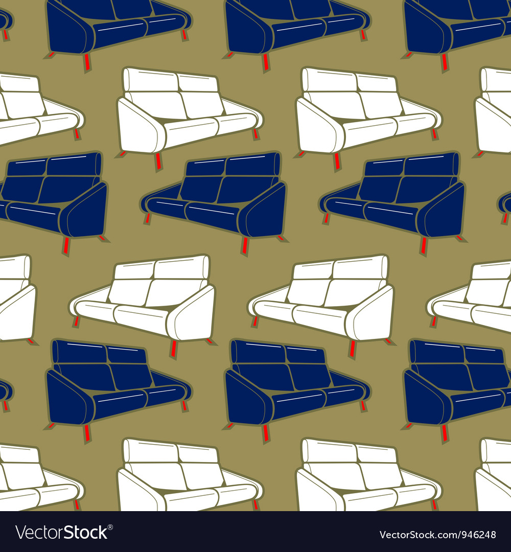 Sofa background vector | Price: 1 Credit (USD $1)