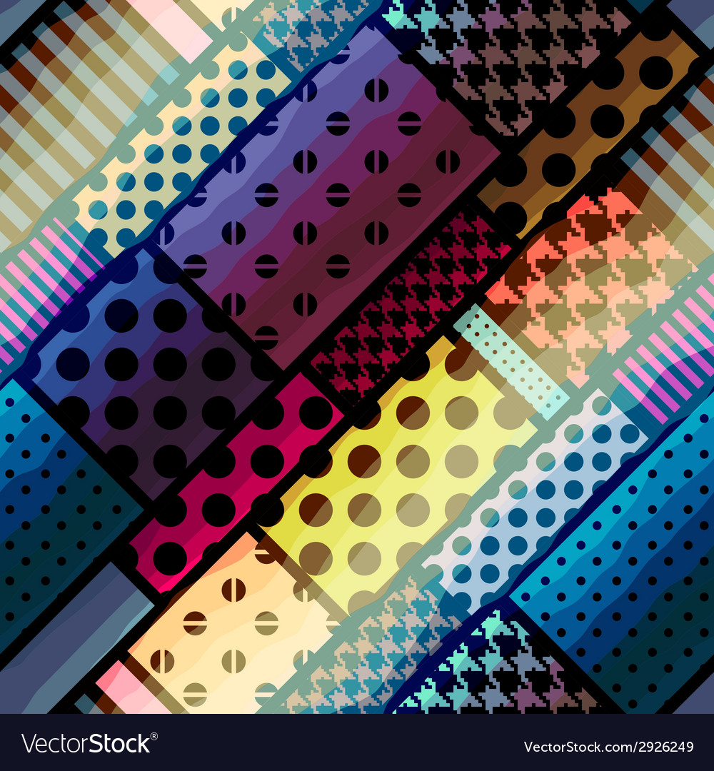 Abstract geometric pattern vector | Price: 1 Credit (USD $1)