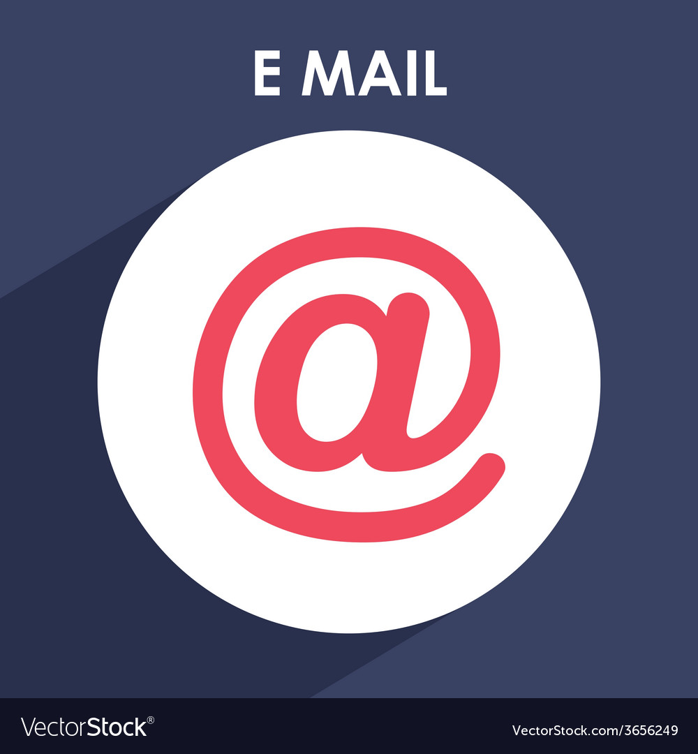 Email icon vector | Price: 1 Credit (USD $1)