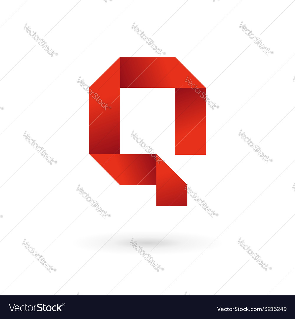 Letter q logo icon design template elements vector | Price: 1 Credit (USD $1)