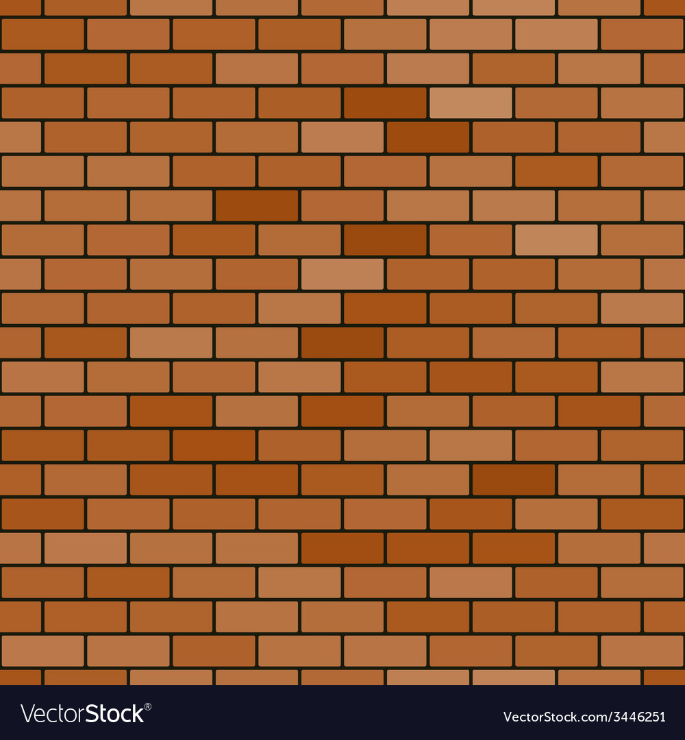 Abstract brick pattern vector | Price: 1 Credit (USD $1)