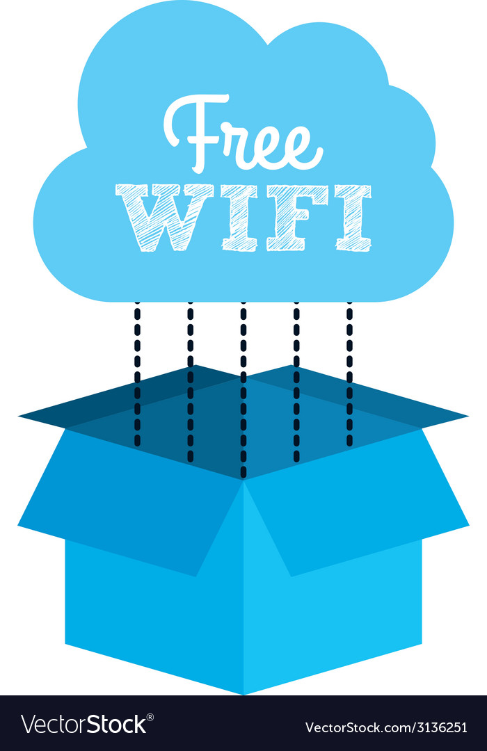 Wifi design vector | Price: 1 Credit (USD $1)