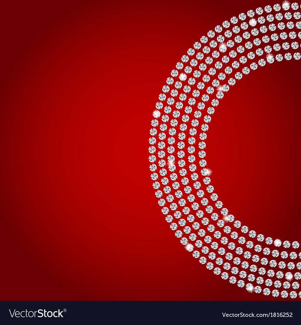Abstract beautiful diamond background vector   Price: 1 Credit (USD $1)