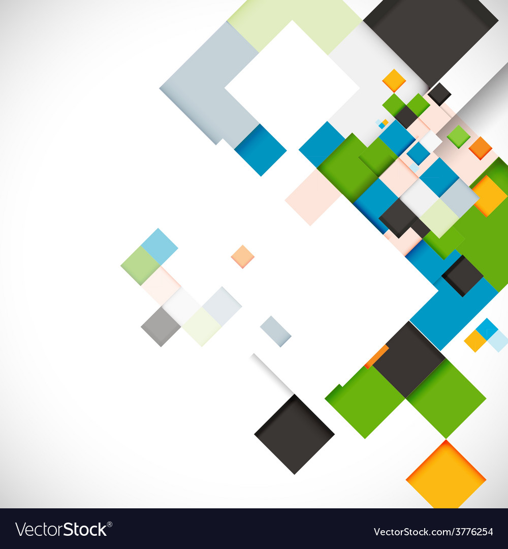 Abstract colorful modern geometric template vector   Price: 1 Credit (USD $1)
