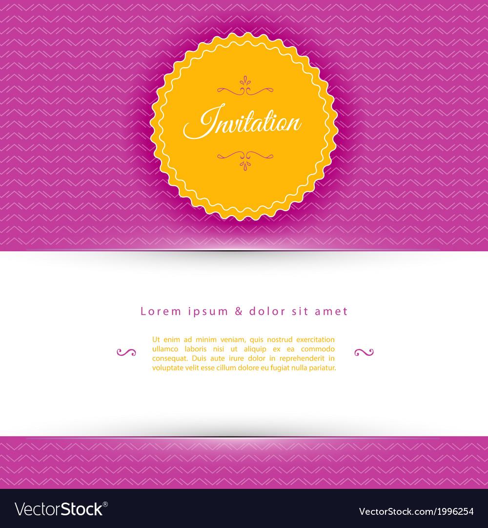 Design template back vector   Price: 1 Credit (USD $1)