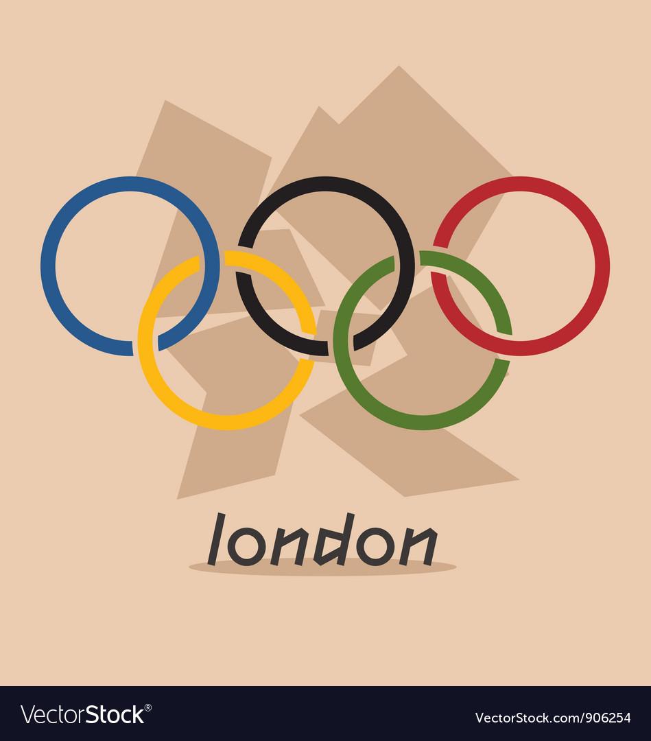 London olympics 2012 vector | Price: 1 Credit (USD $1)
