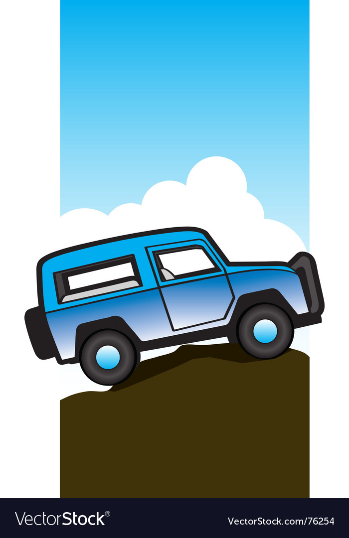 Off road vector | Price: 1 Credit (USD $1)