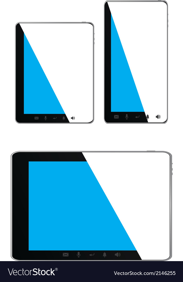 Digital pads vector | Price: 1 Credit (USD $1)