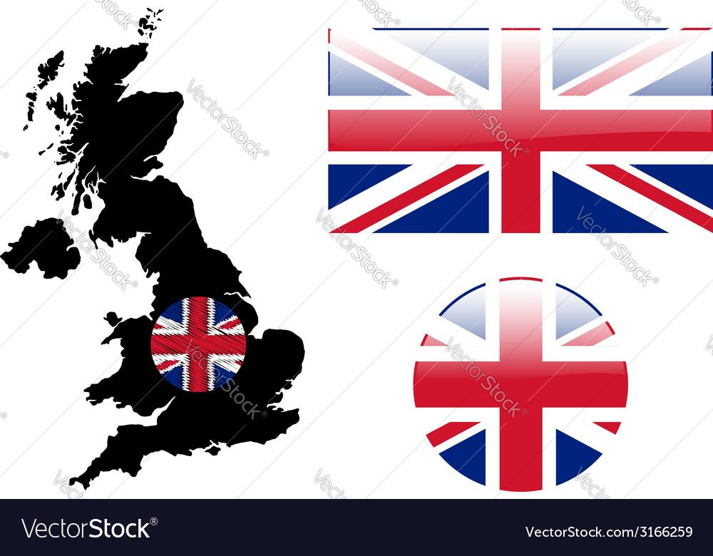 Great britain vector | Price: 1 Credit (USD $1)