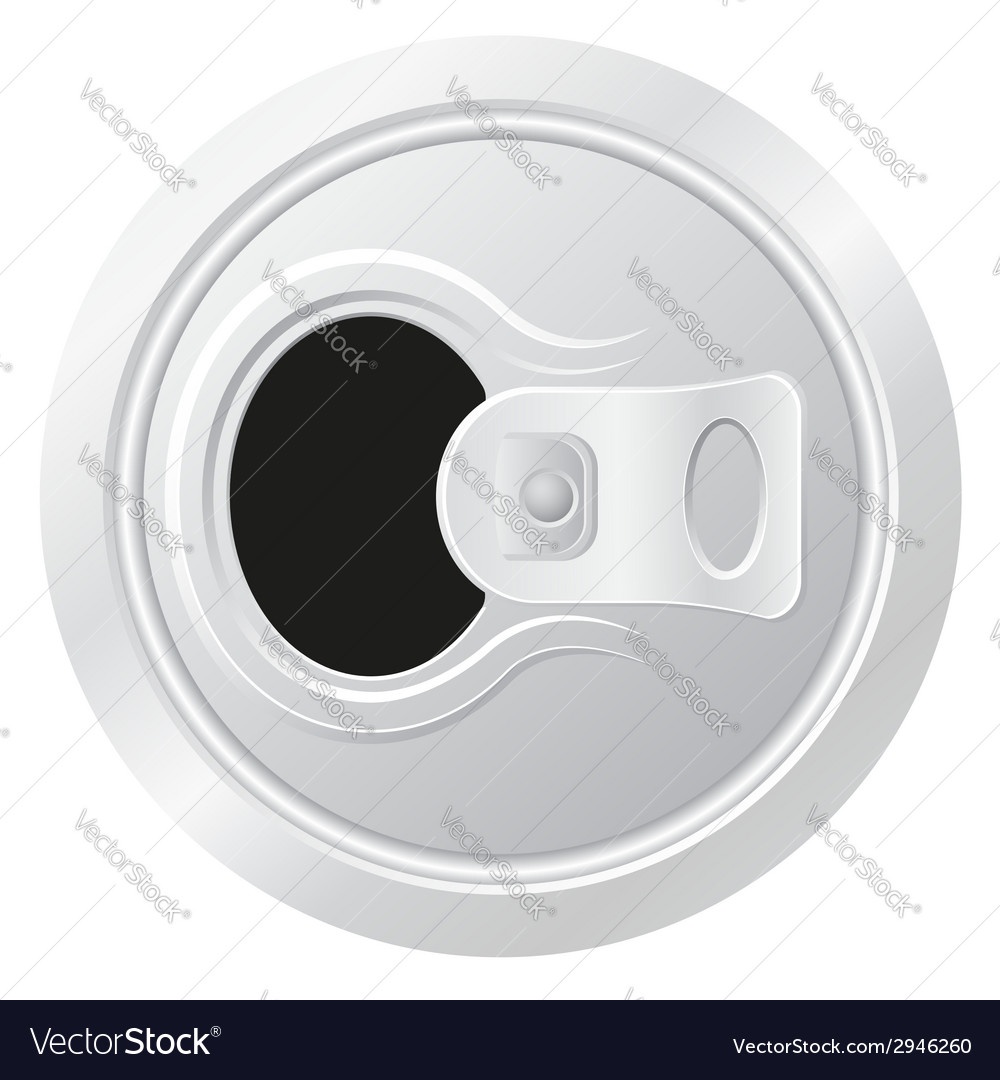 Can of beer 02 vector | Price: 1 Credit (USD $1)