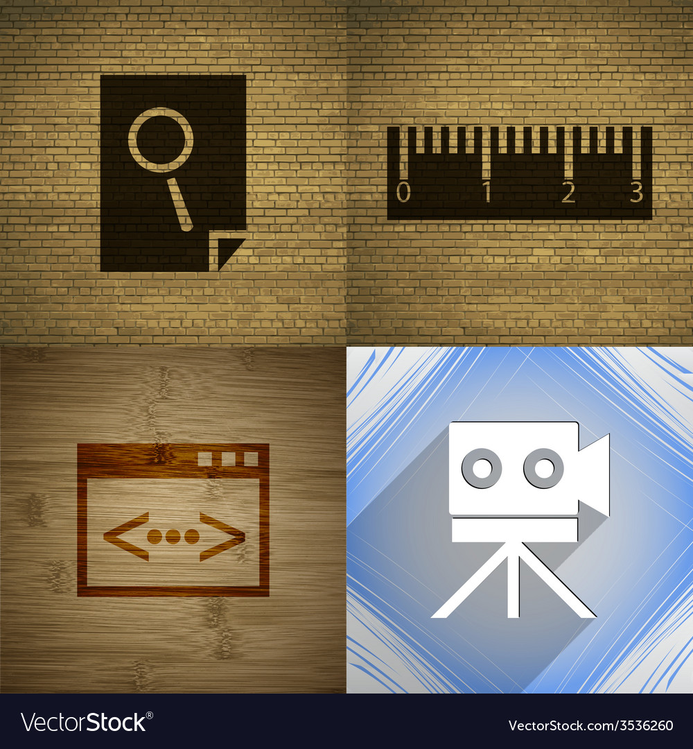 Set of abstract backgrounds with different web vector   Price: 1 Credit (USD $1)