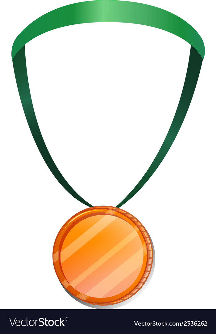 A medal vector | Price: 1 Credit (USD $1)