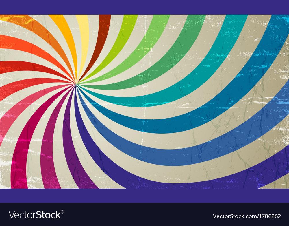 Grunge sun rays vector   Price: 1 Credit (USD $1)