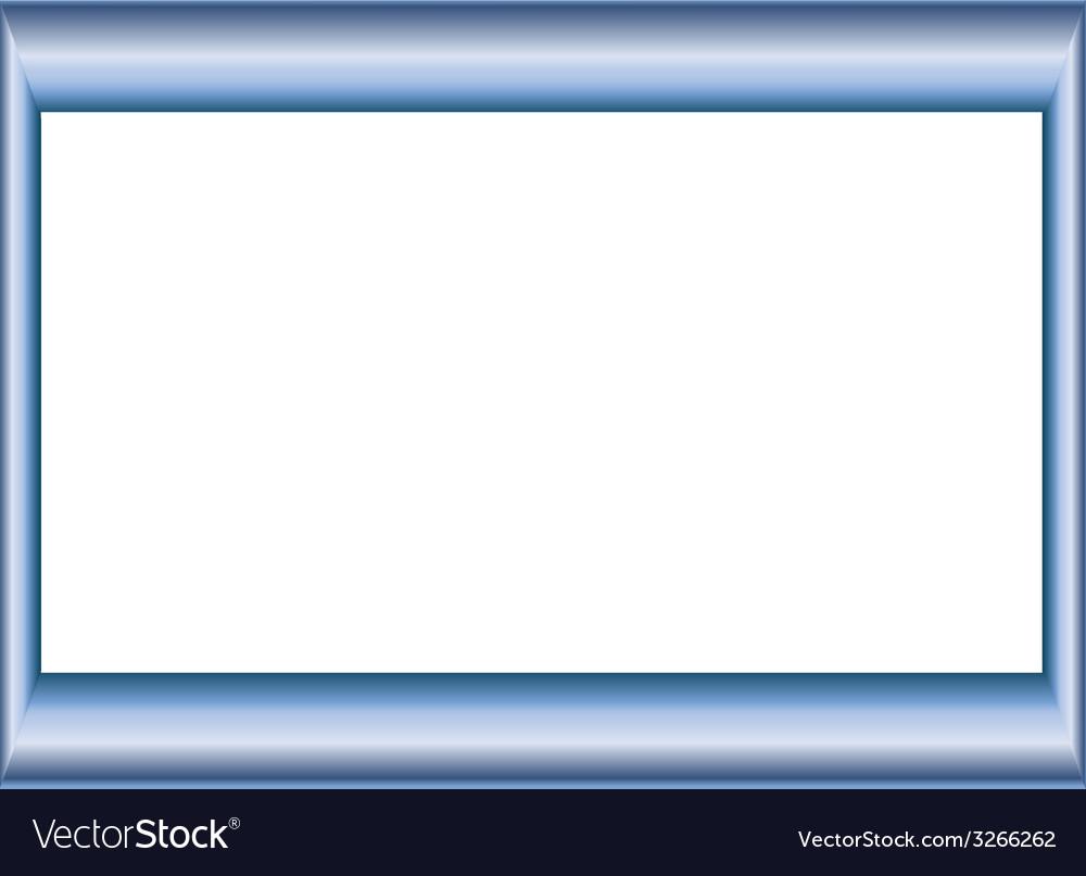 Metal frame vector | Price: 1 Credit (USD $1)