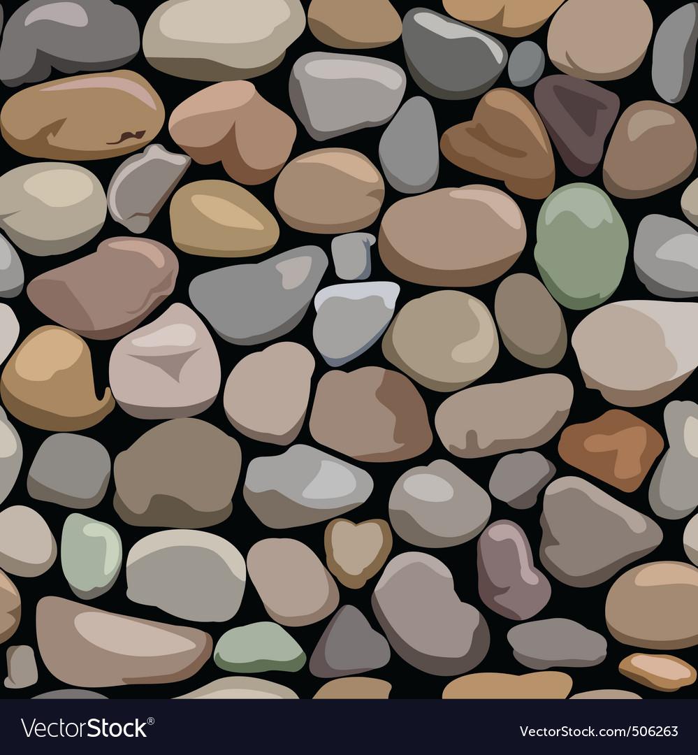 Decorative stone wall vector | Price: 1 Credit (USD $1)