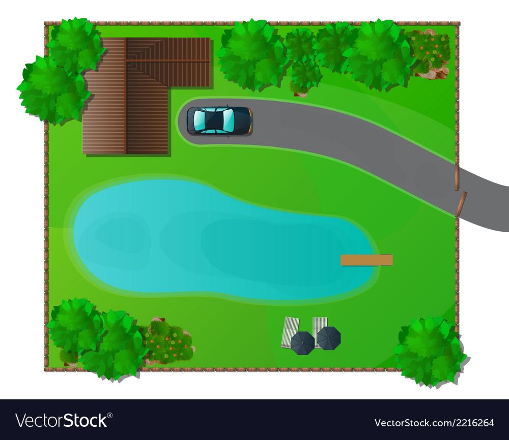 Landscape design vector   Price: 1 Credit (USD $1)