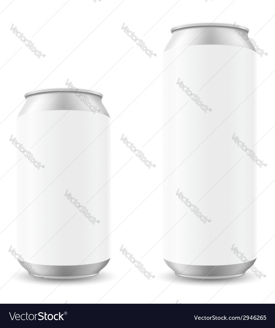 Can of beer 05 vector | Price: 1 Credit (USD $1)