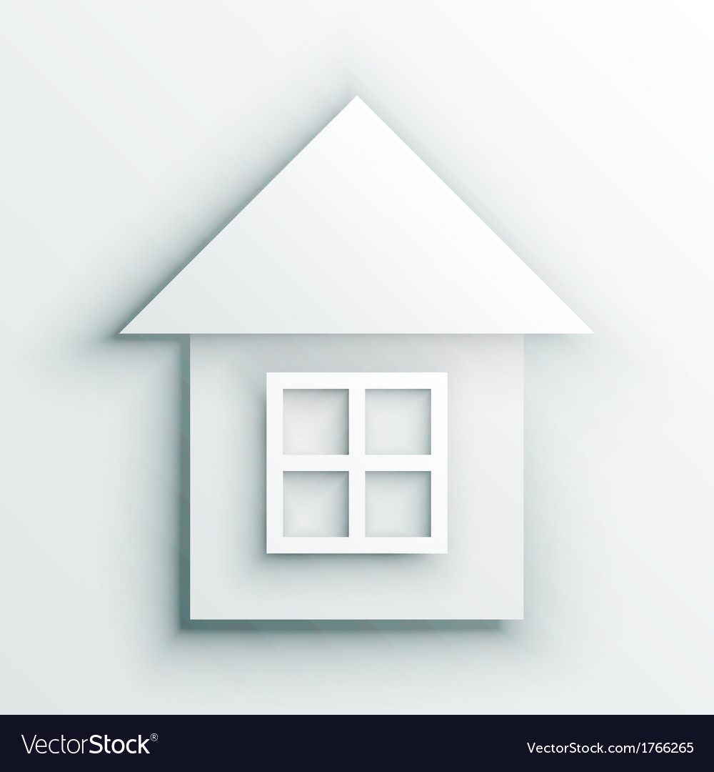 White house vector | Price: 1 Credit (USD $1)