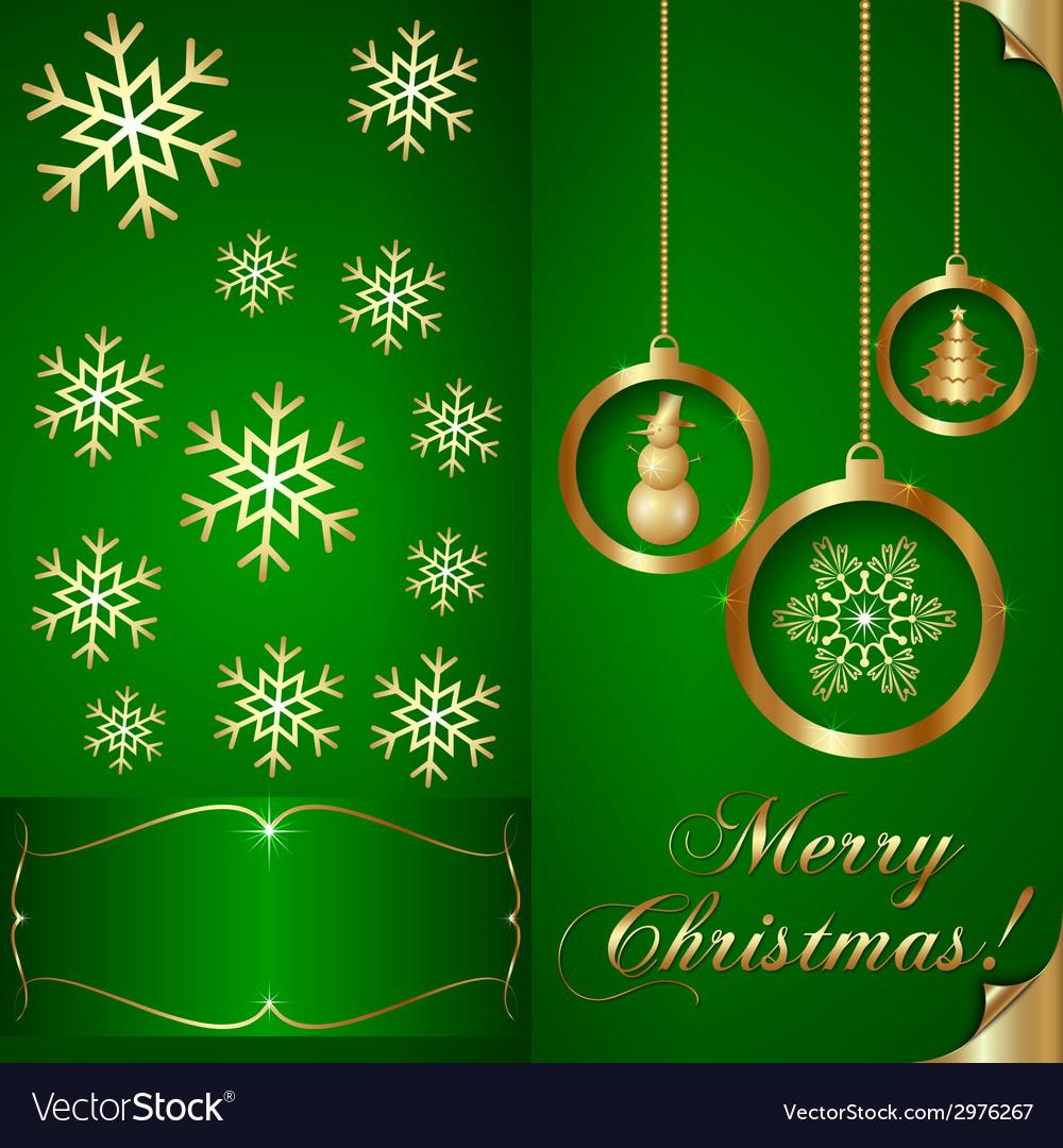 Abstart cyan blue christmas invitation card vector   Price: 1 Credit (USD $1)