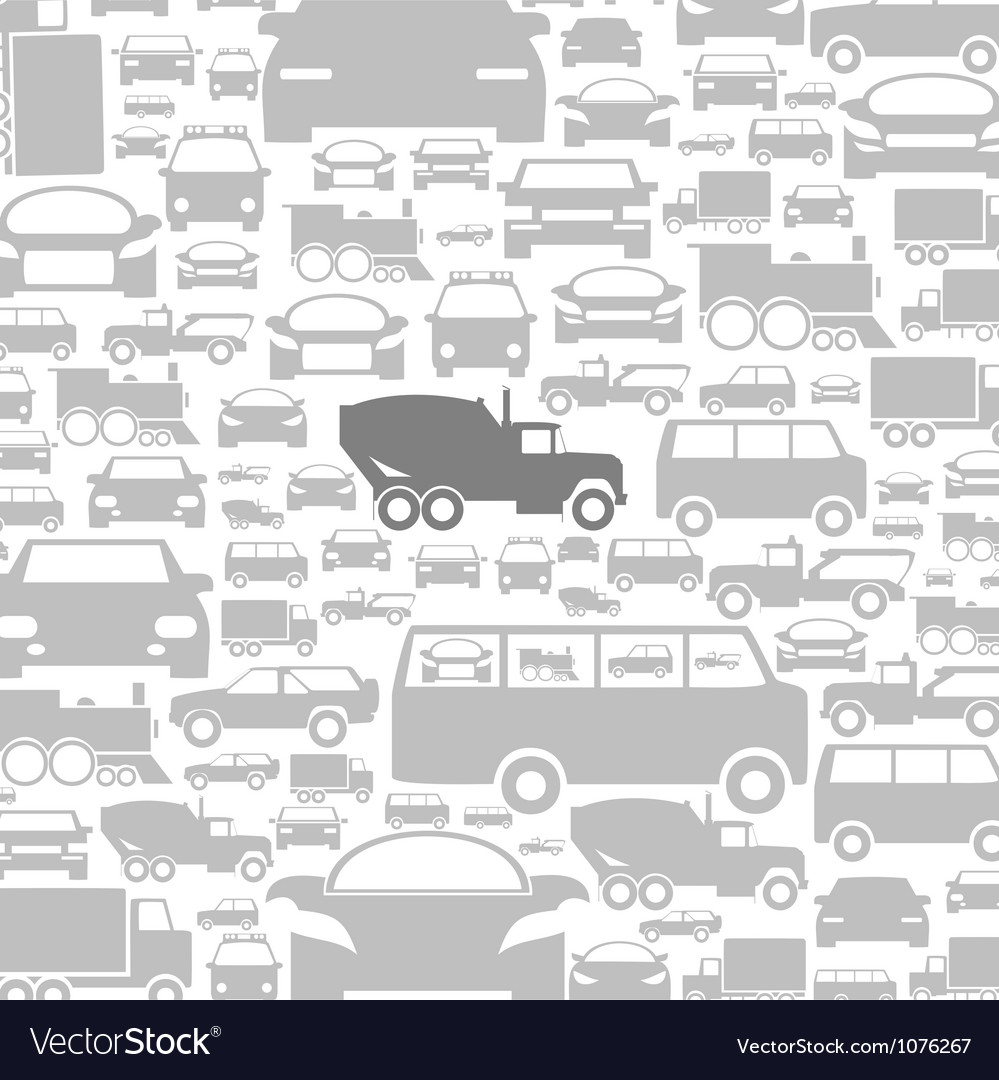 Car a background vector | Price: 1 Credit (USD $1)