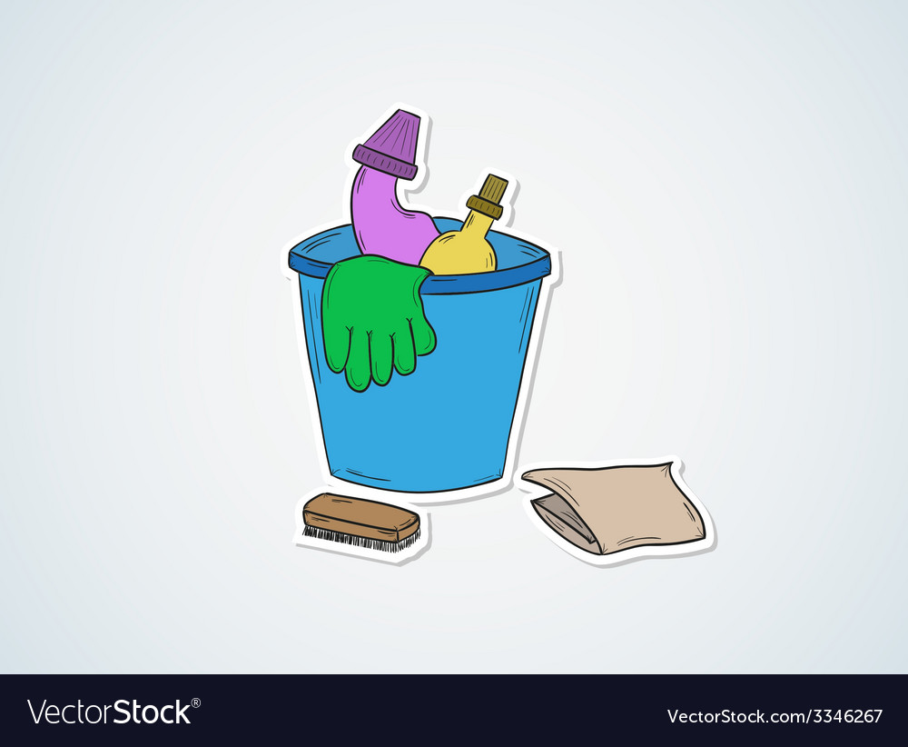 Cleaners vector | Price: 1 Credit (USD $1)