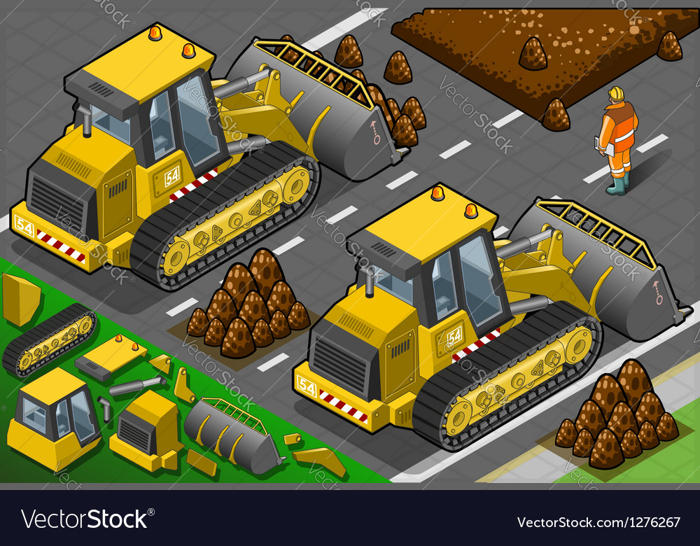 Digger vector | Price: 1 Credit (USD $1)