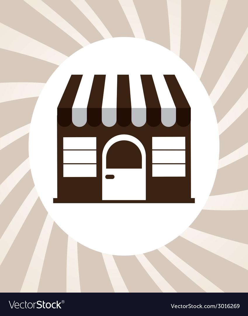 Store design vector | Price: 1 Credit (USD $1)