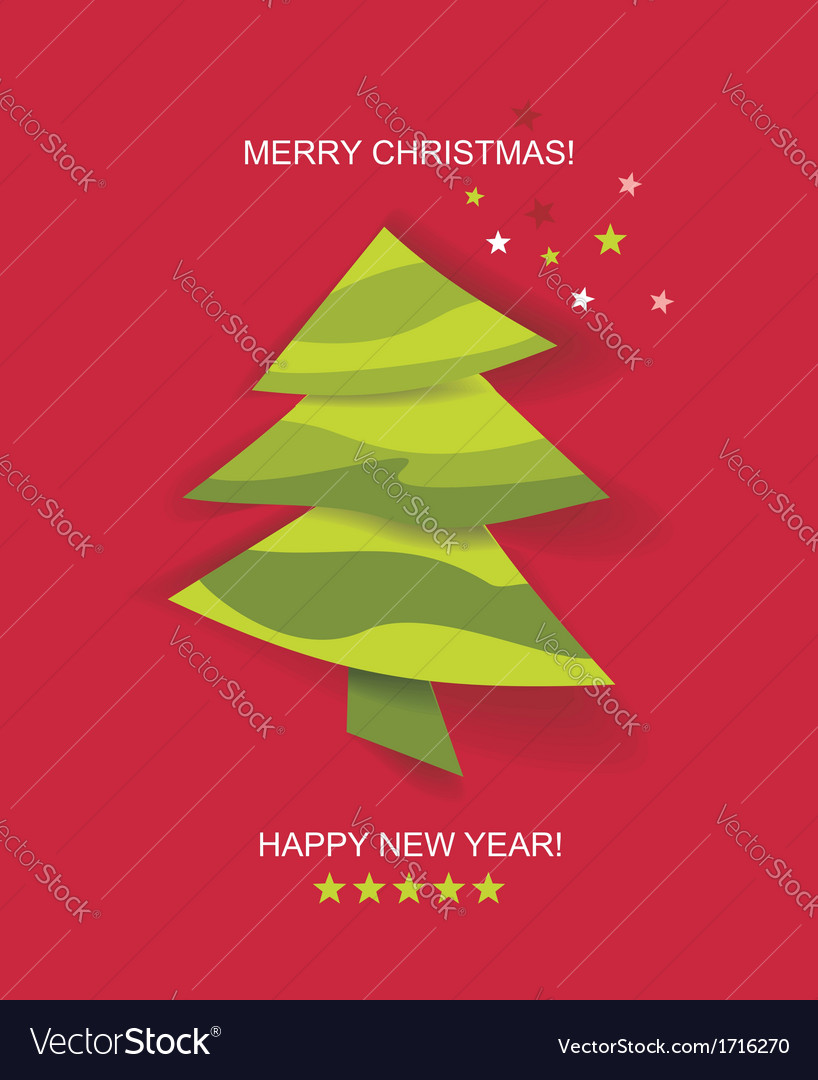 Christmas tree applique background vector   Price: 1 Credit (USD $1)