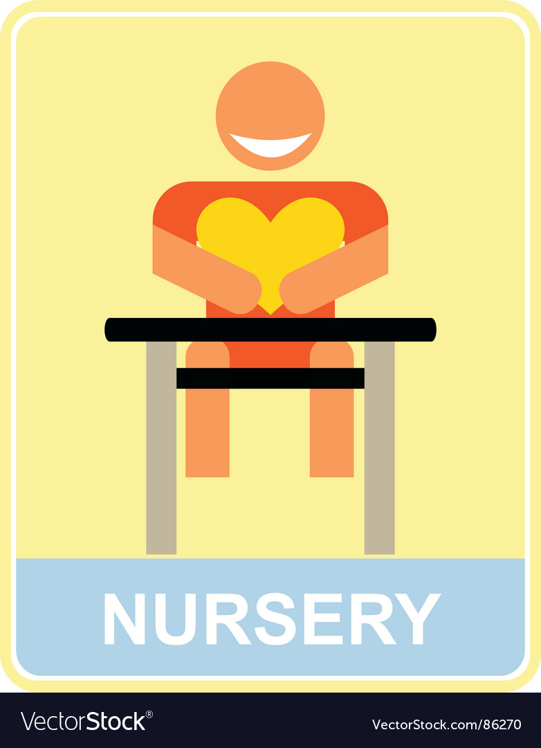Nursery vector | Price: 1 Credit (USD $1)