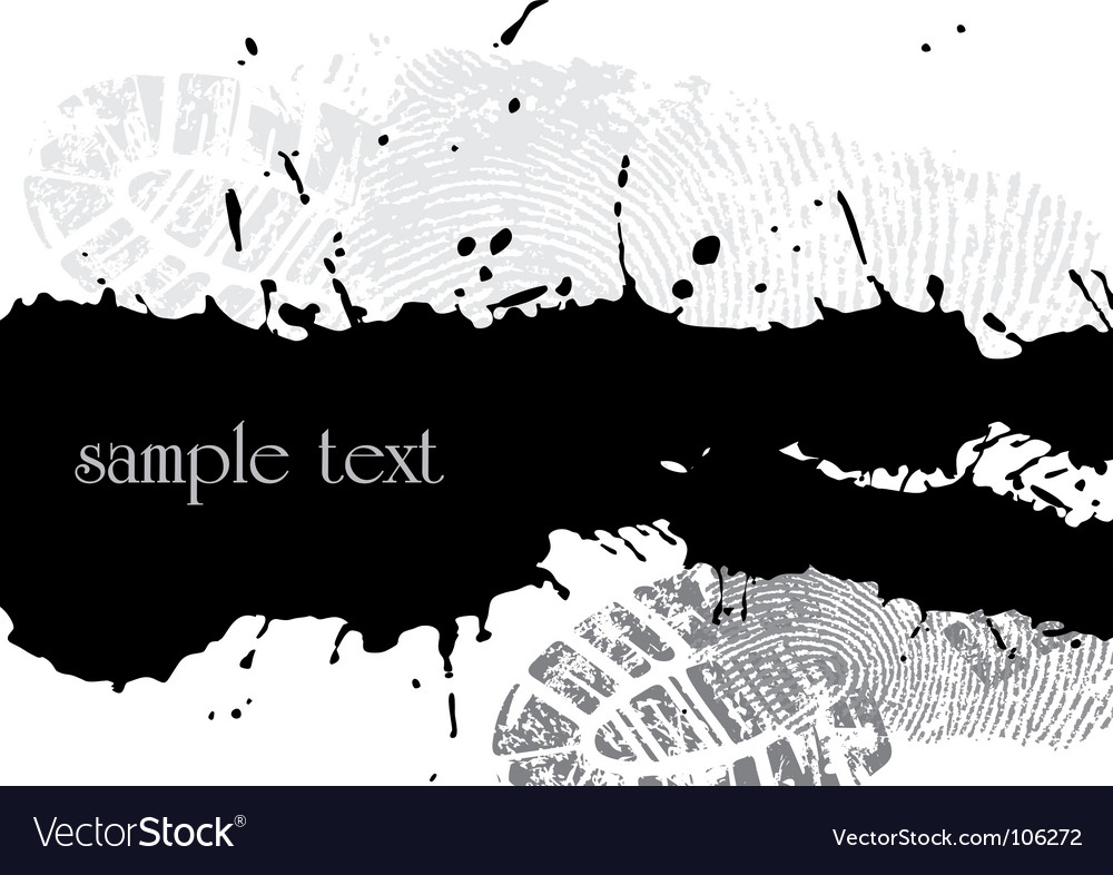 Grunge banner vector | Price: 1 Credit (USD $1)
