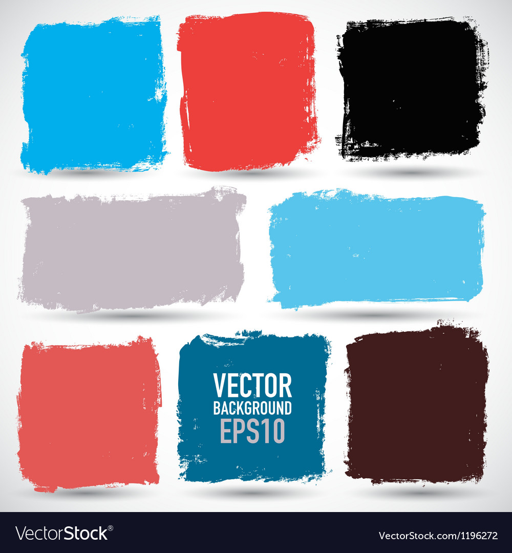 Grunge colorful backgrounds vector | Price: 1 Credit (USD $1)