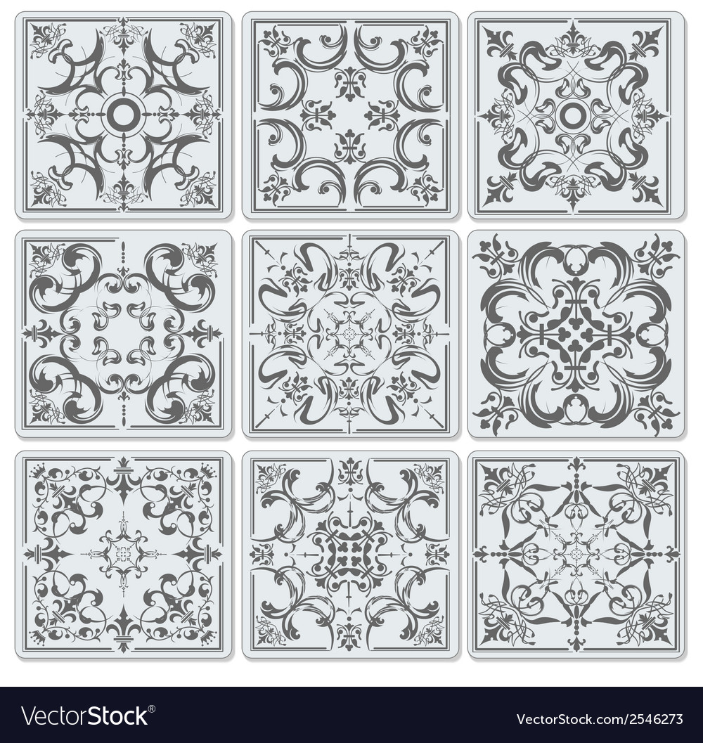 Al 0810 tiles vector | Price: 1 Credit (USD $1)