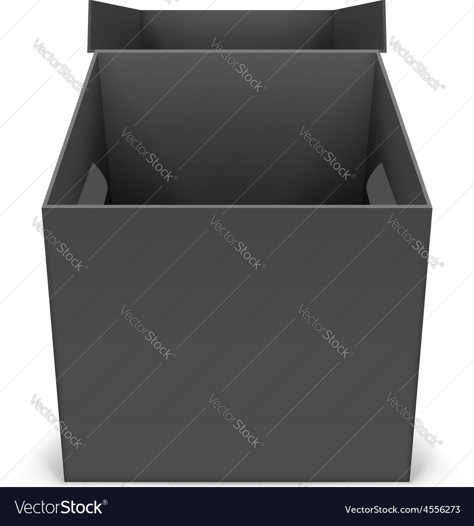 Black box vector | Price: 1 Credit (USD $1)