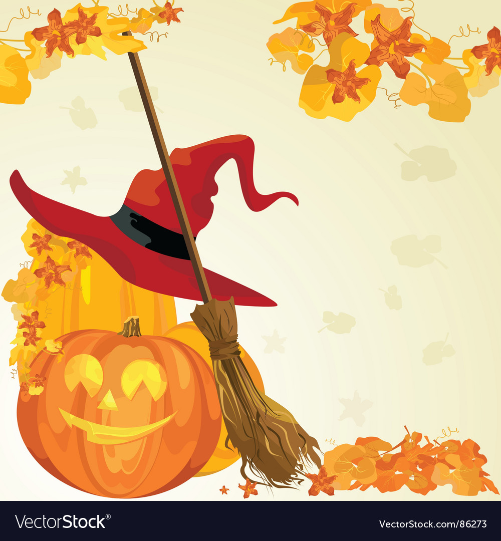 Halloween border vector | Price: 1 Credit (USD $1)