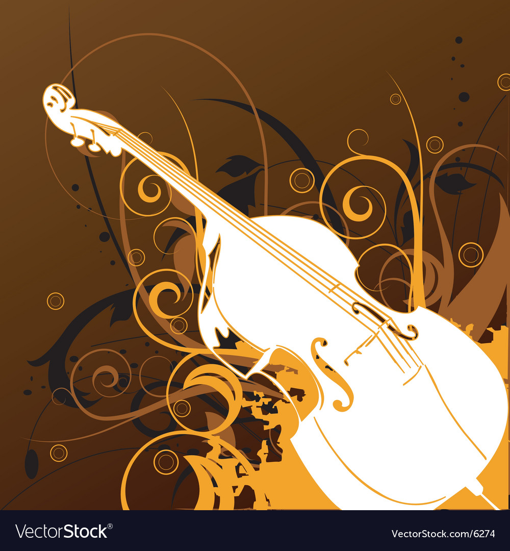 Violin graphic vector | Price: 3 Credit (USD $3)