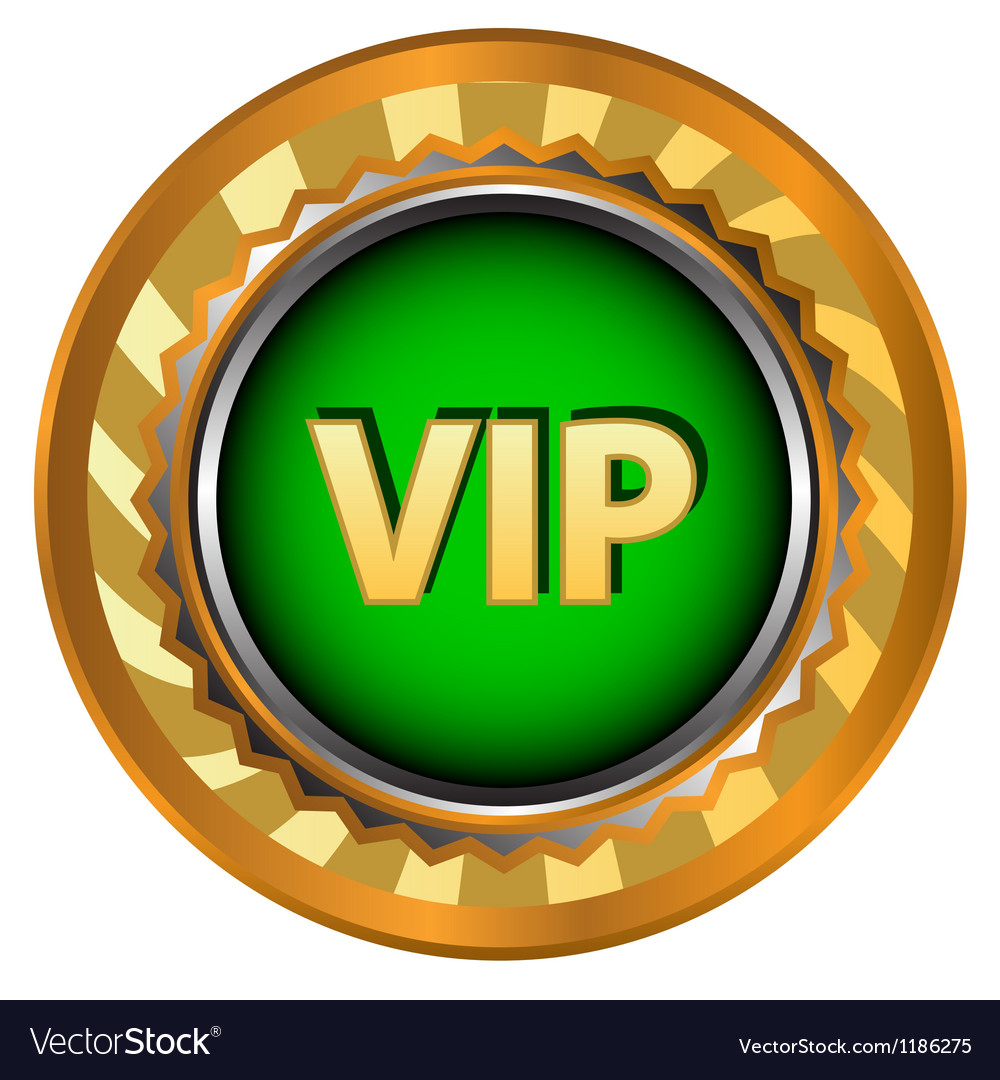 Vip logo vector | Price: 1 Credit (USD $1)