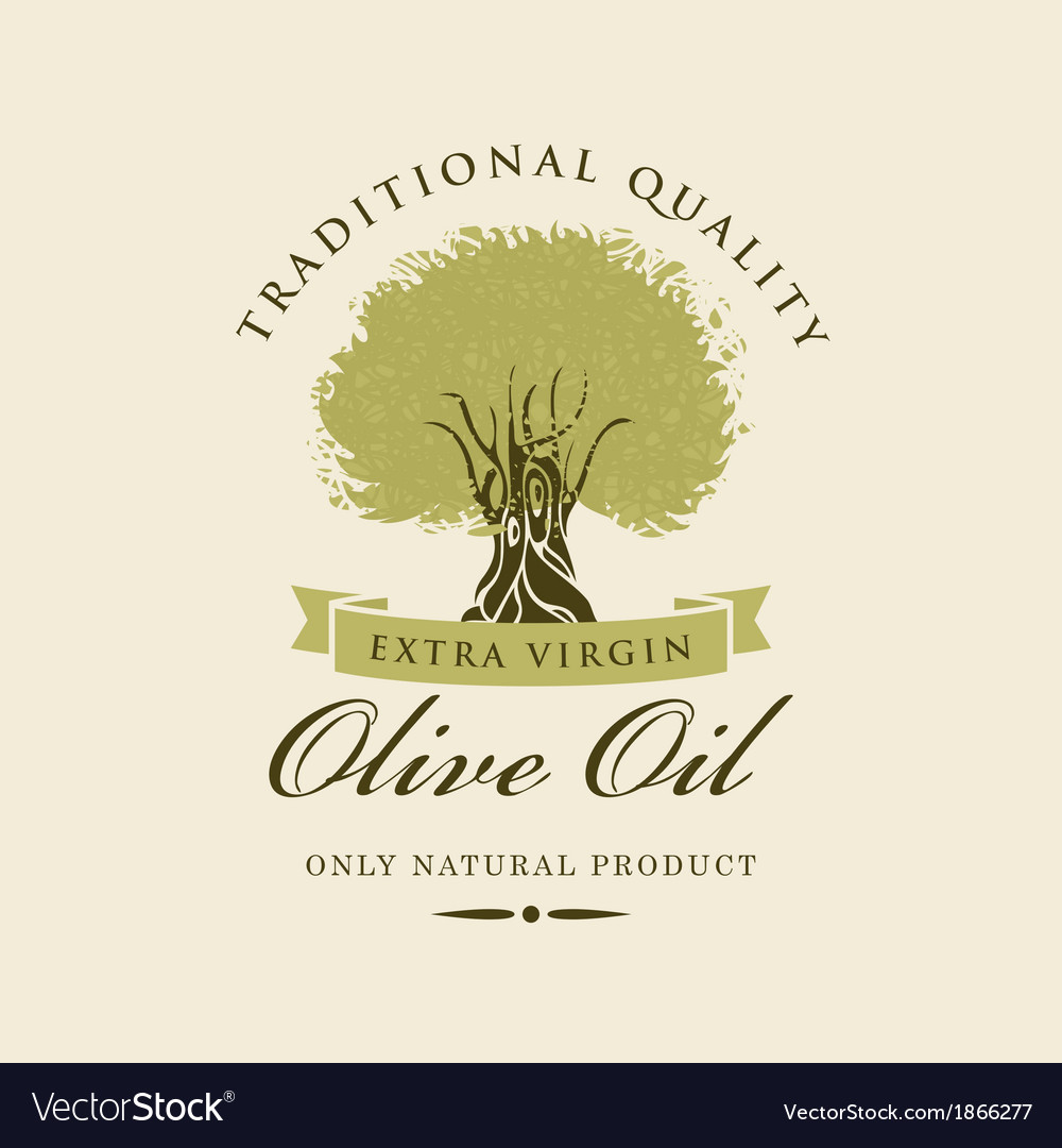 Olive tree vector | Price: 1 Credit (USD $1)