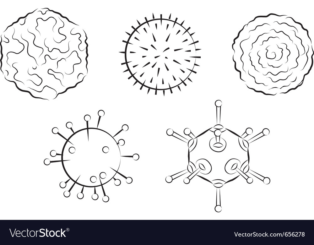 Influenza viruses vector | Price: 1 Credit (USD $1)