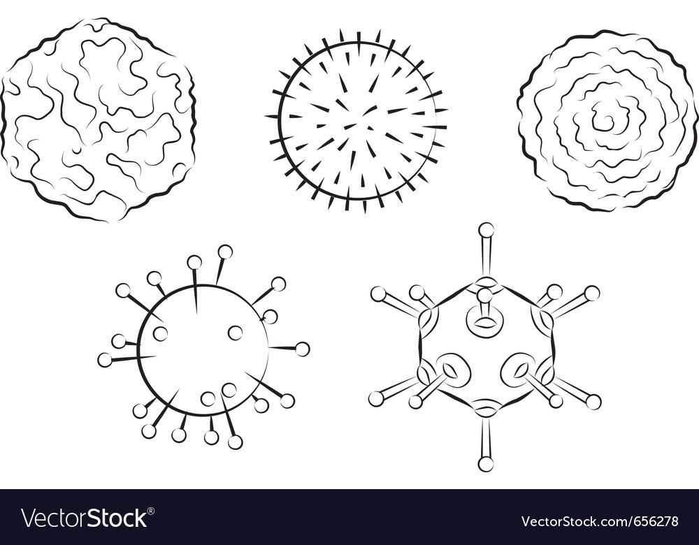 Influenza viruses vector   Price: 1 Credit (USD $1)
