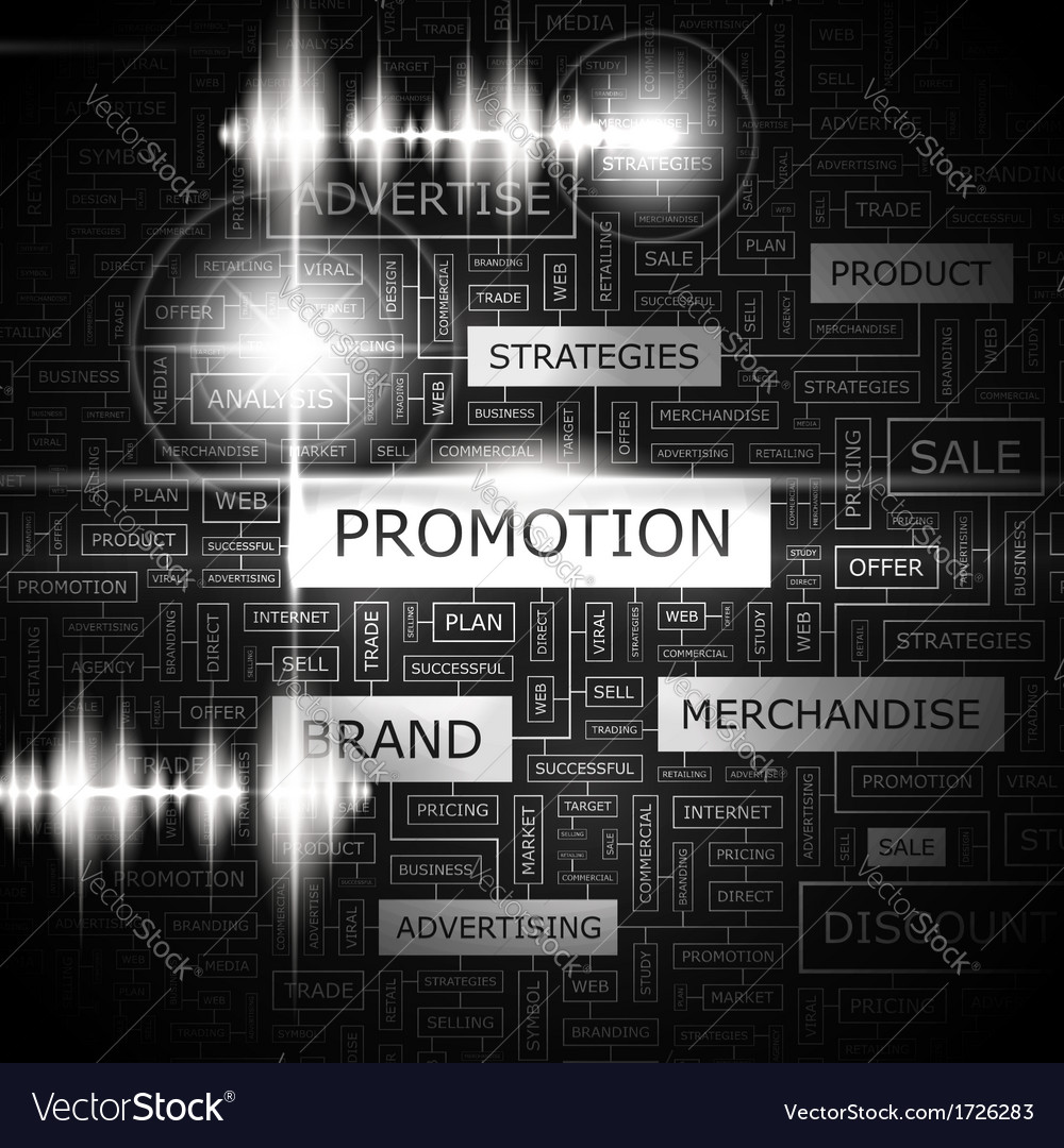 Promotion vector   Price: 1 Credit (USD $1)