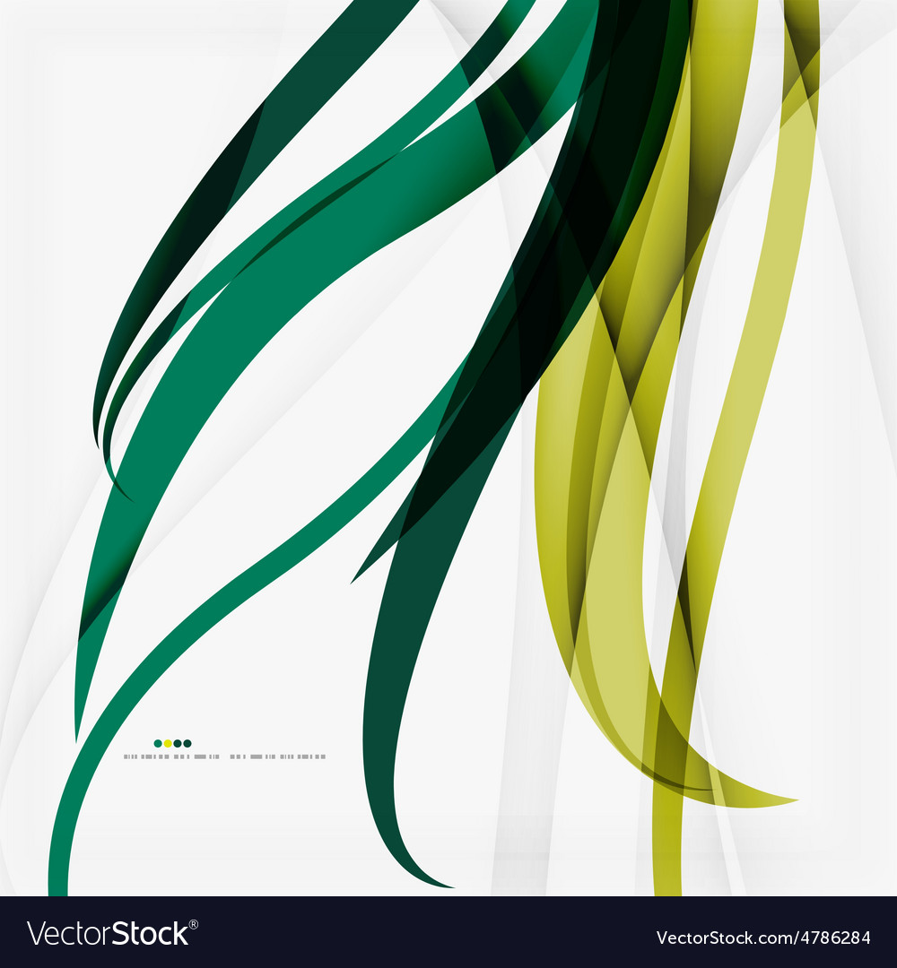 Shiny colorful abstract background green and blue vector | Price: 1 Credit (USD $1)
