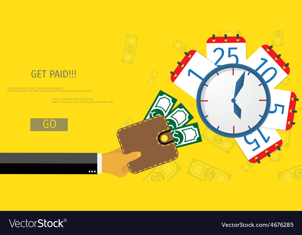Business concept for online internet banking vector | Price: 1 Credit (USD $1)