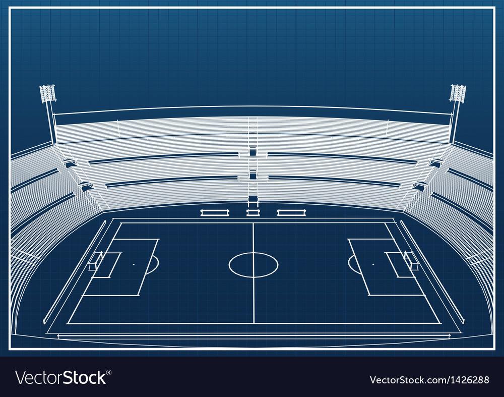 Stadium vector | Price: 1 Credit (USD $1)