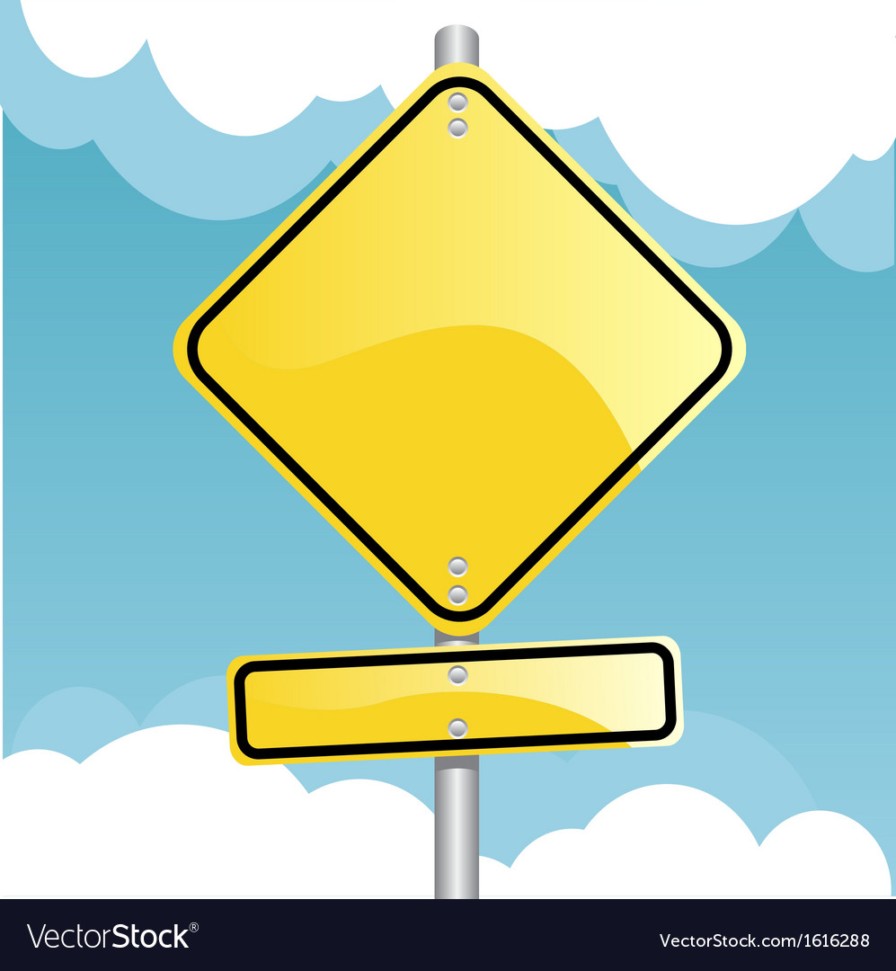 Traffic sign vector | Price: 1 Credit (USD $1)
