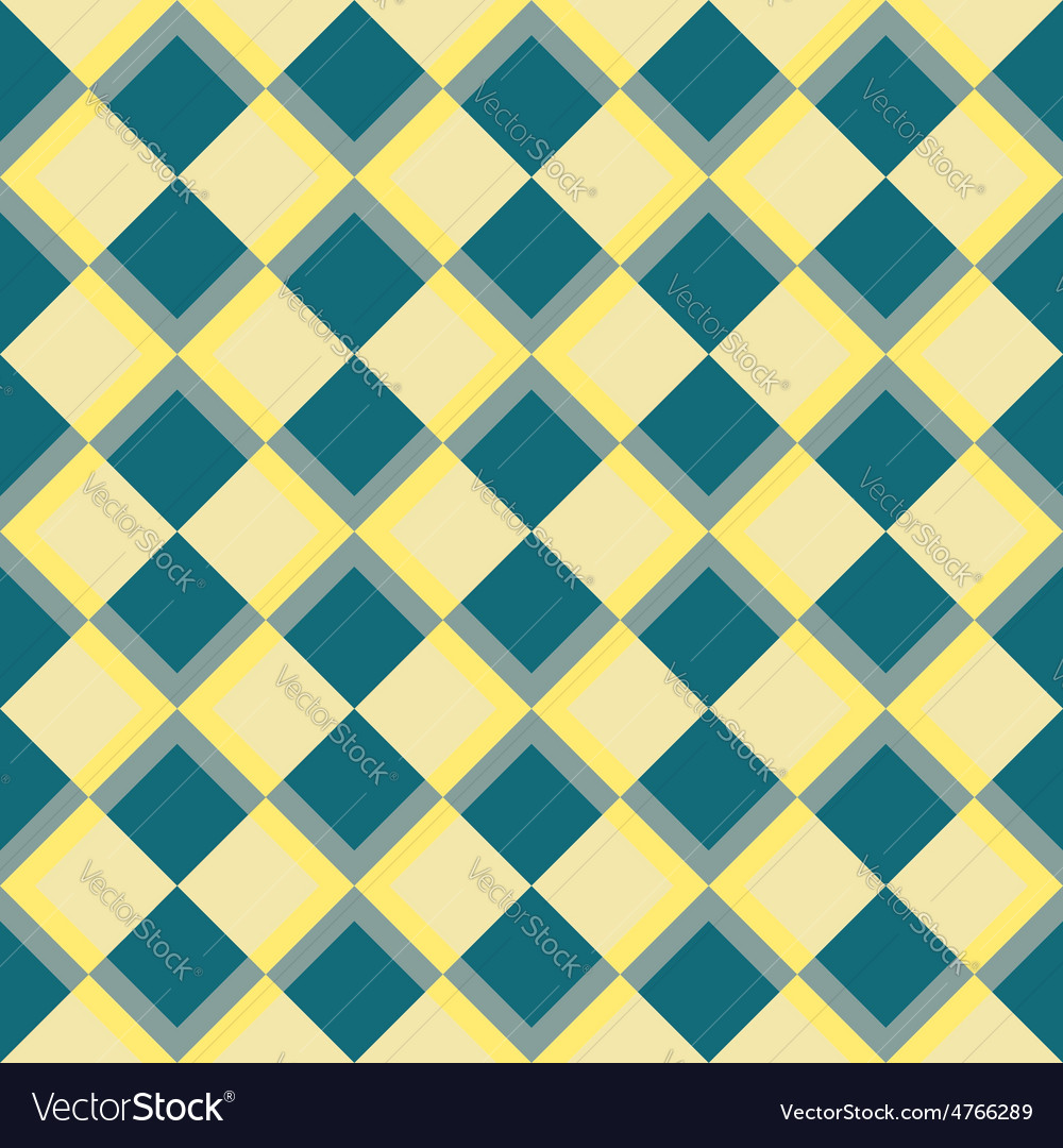 Abstract colorful mosaic seamless pattern of geome vector | Price: 1 Credit (USD $1)