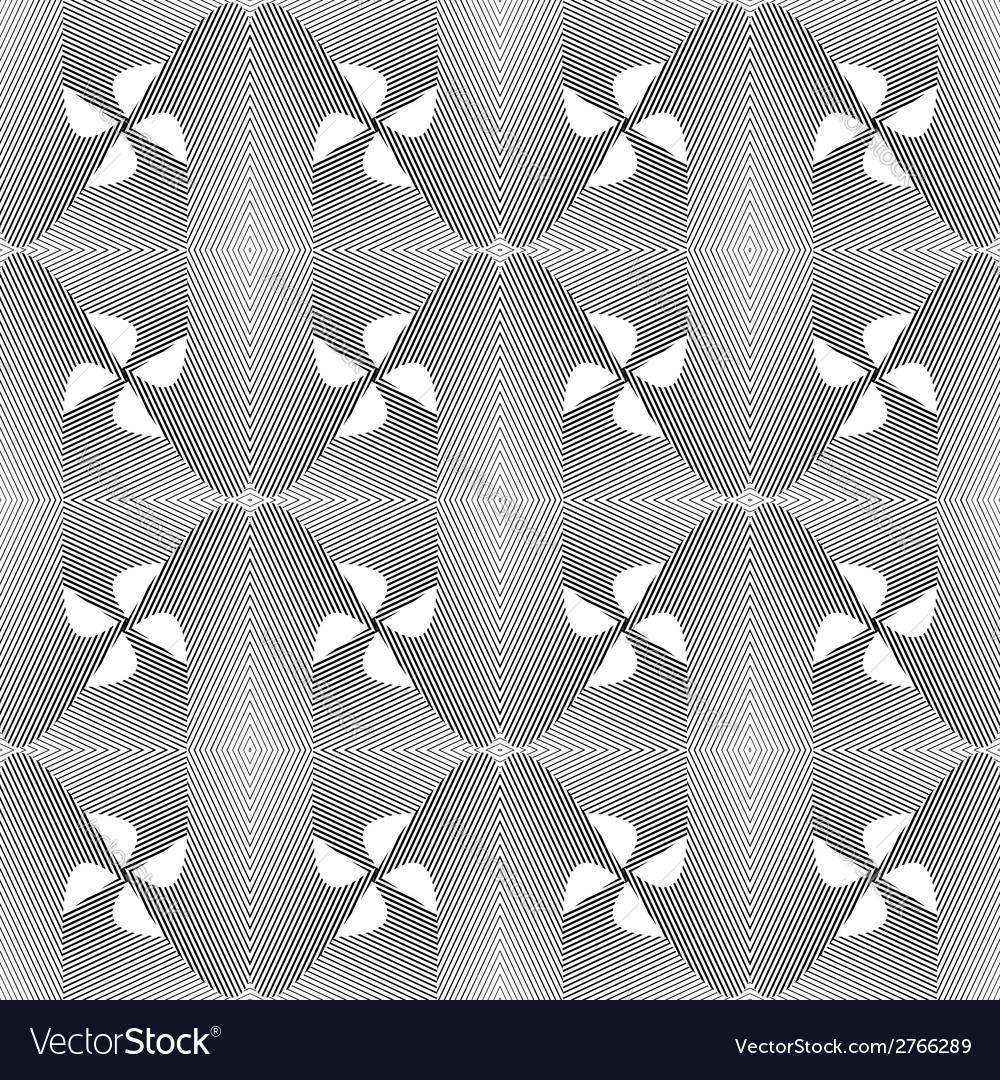 Design seamless strip geometric pattern vector | Price: 1 Credit (USD $1)