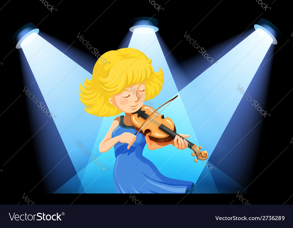 Musician vector | Price: 1 Credit (USD $1)