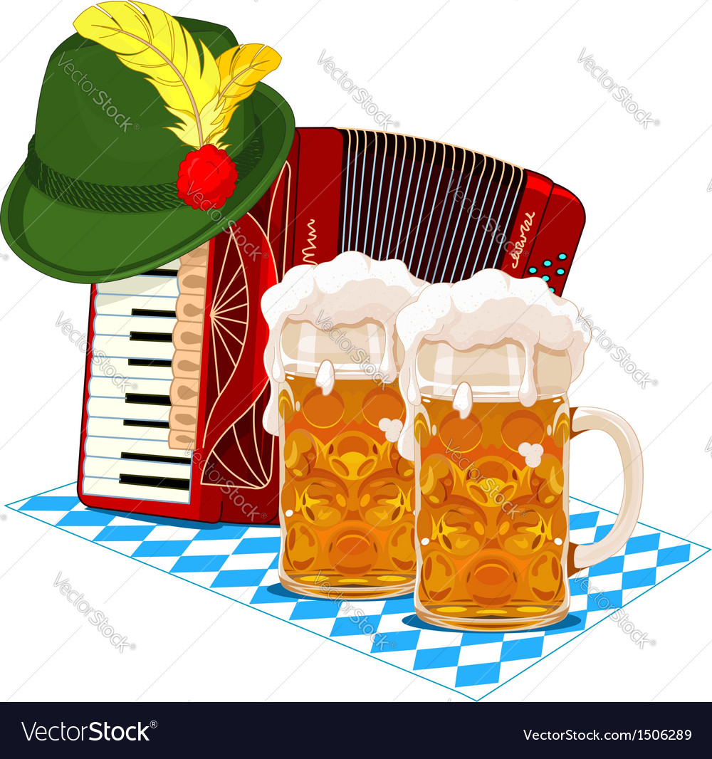 Oktoberfest design vector | Price: 3 Credit (USD $3)