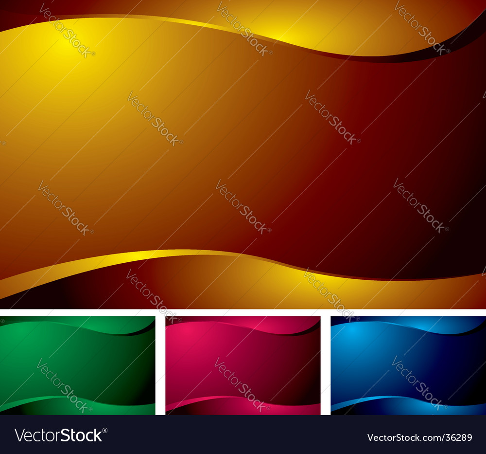 Wave variation vector | Price: 1 Credit (USD $1)